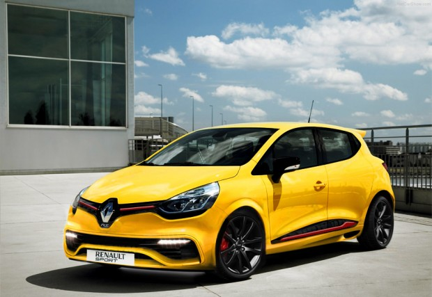 future renault clio r s seulement en double embrayage l 39 occaz des autos. Black Bedroom Furniture Sets. Home Design Ideas